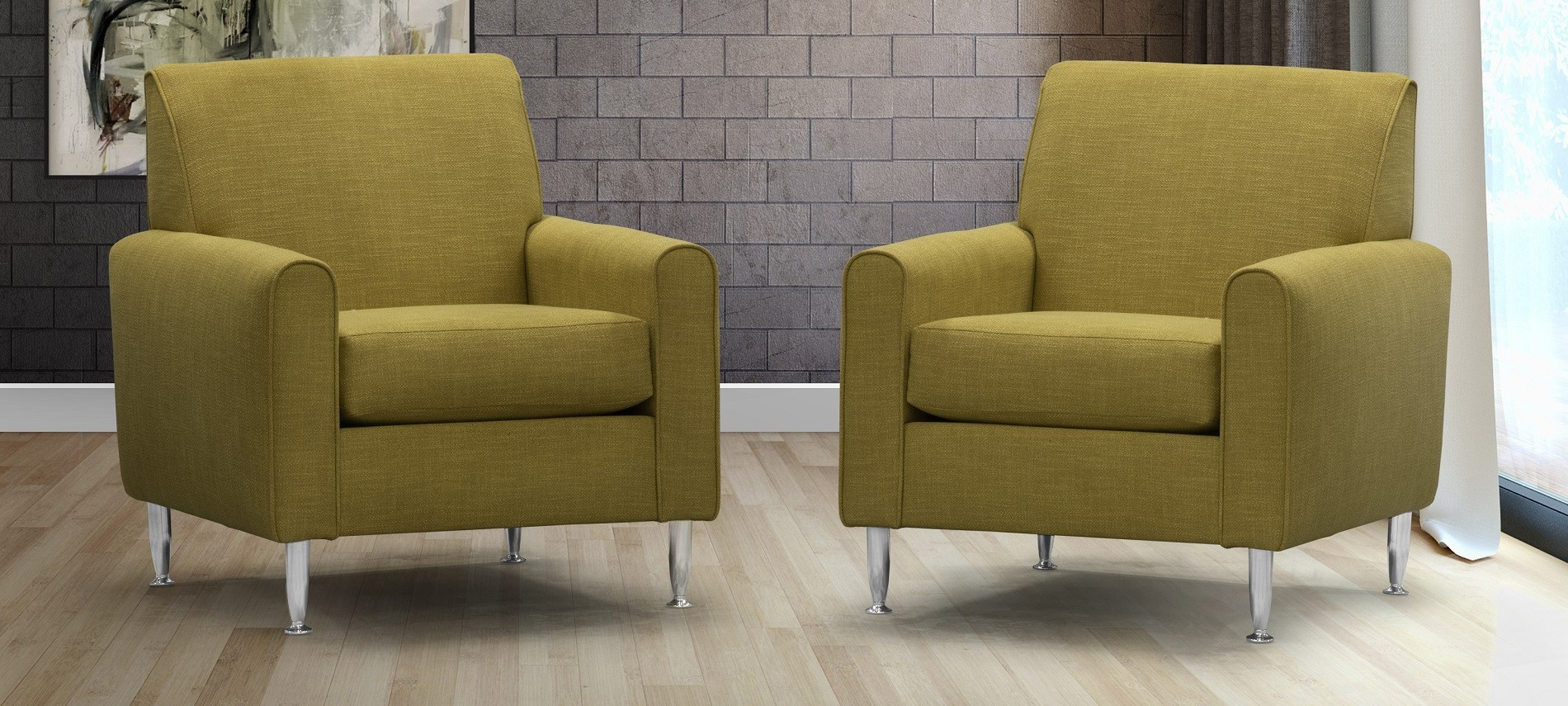 Leon Accent Chair 1900 x 855
